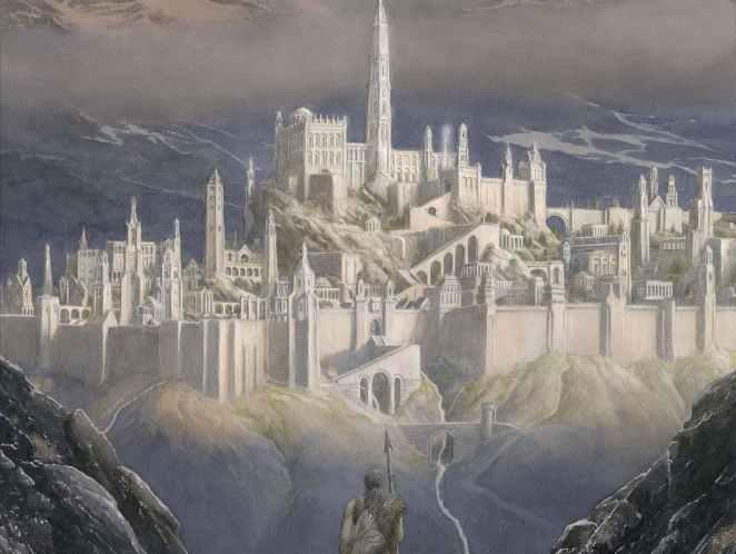 the fall of gondolin culturageek.com.ar