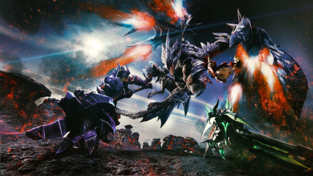 Anuncio Switch: Monster Hunter Generations Ultimate
