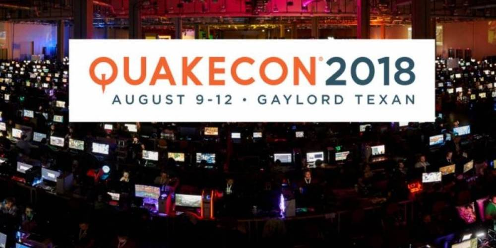 QuakeCon: Doom Eternal Panels, Fallout 76 and Esports