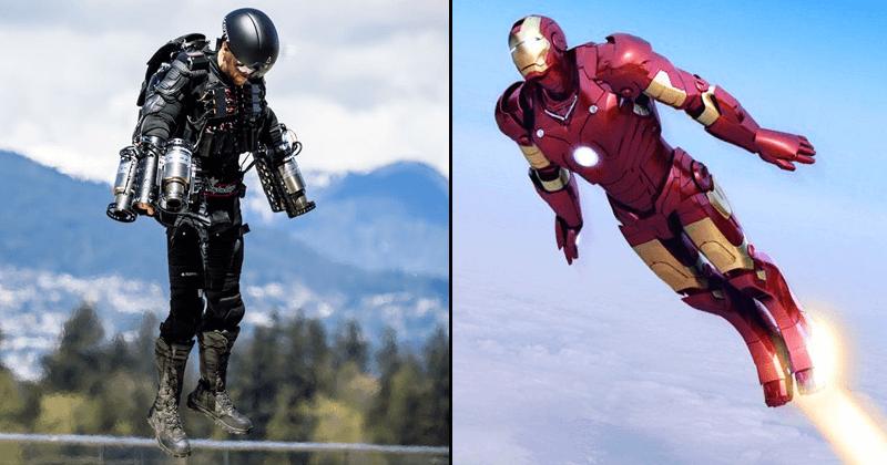 crearon el traje de iron man en la vida real te permite