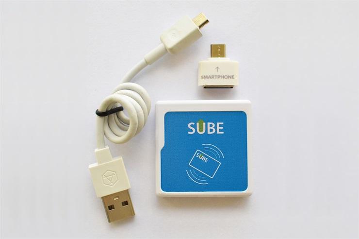 SUBE: un nuevo accesorio para recargar el saldo desde casa