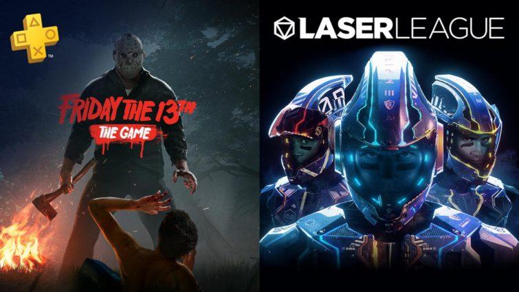 Ps Plus Friday The 13th Y Laser League Encabezan Los Juegos Gratis