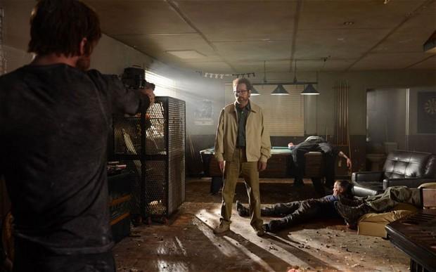 Bryan Cranston confirma la película de Breaking Bad
