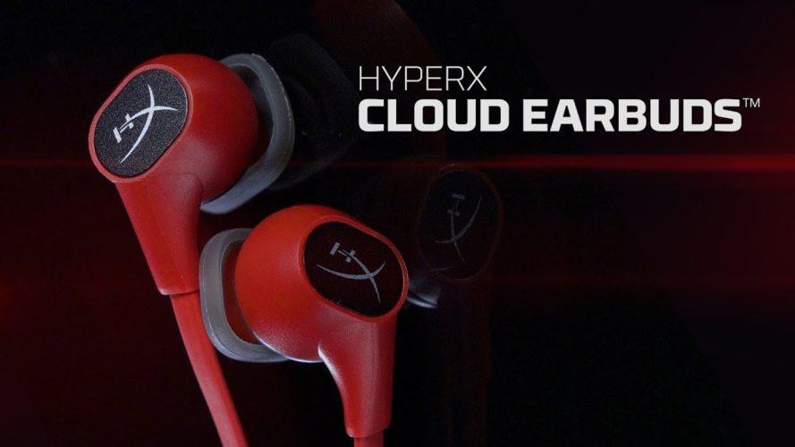 Review Hyperx Cloud Earbuds Auriculares Pensados Para Nintendo