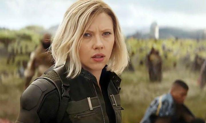 Scarlett Johansson furiosa con los fotógrafos en Aeroparque — Escándalo