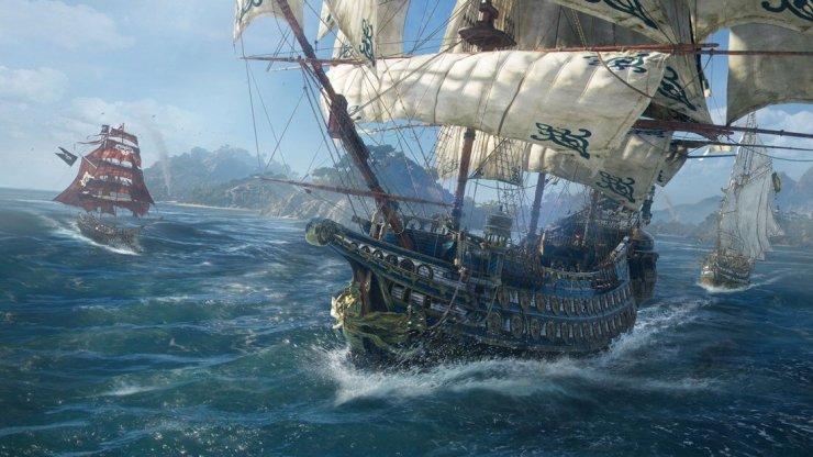 Ubisoft Forward E3 2021 skull & bones far cry 6