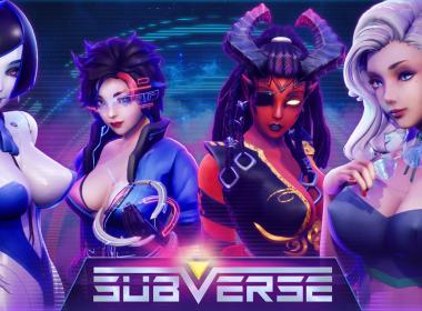 Videojuego Porno Subverse