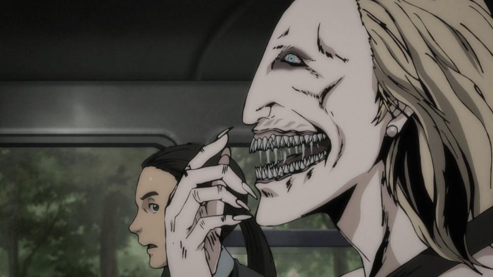 Anime de terror - www.culturageek.com.ar