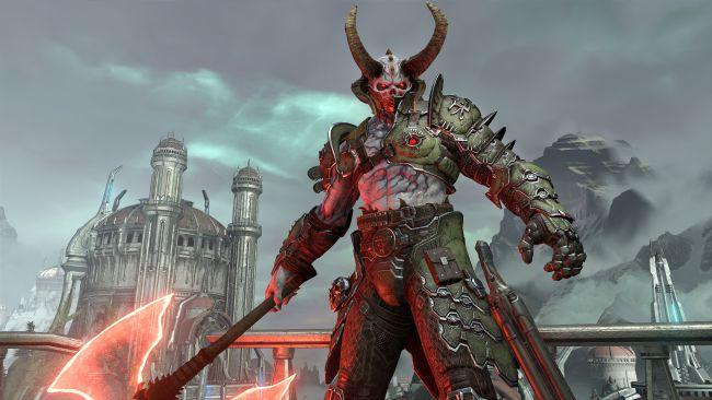 Doom Eternal - www.culturageek.com.ar