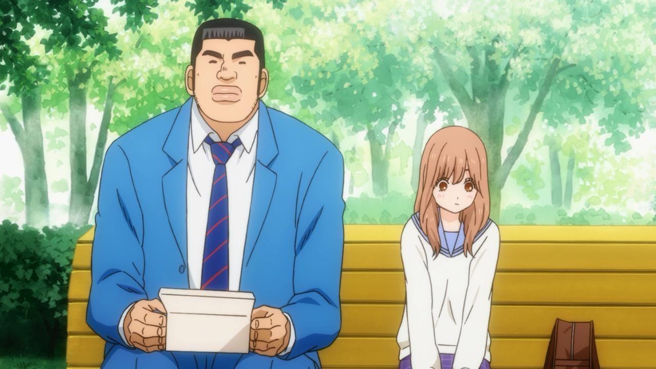 Anime - Ore Monogatari - www.culturageek.com.ar