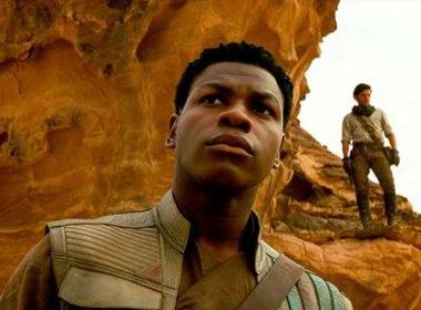 Star Wars John Boyega - www.culturageek.com.ar