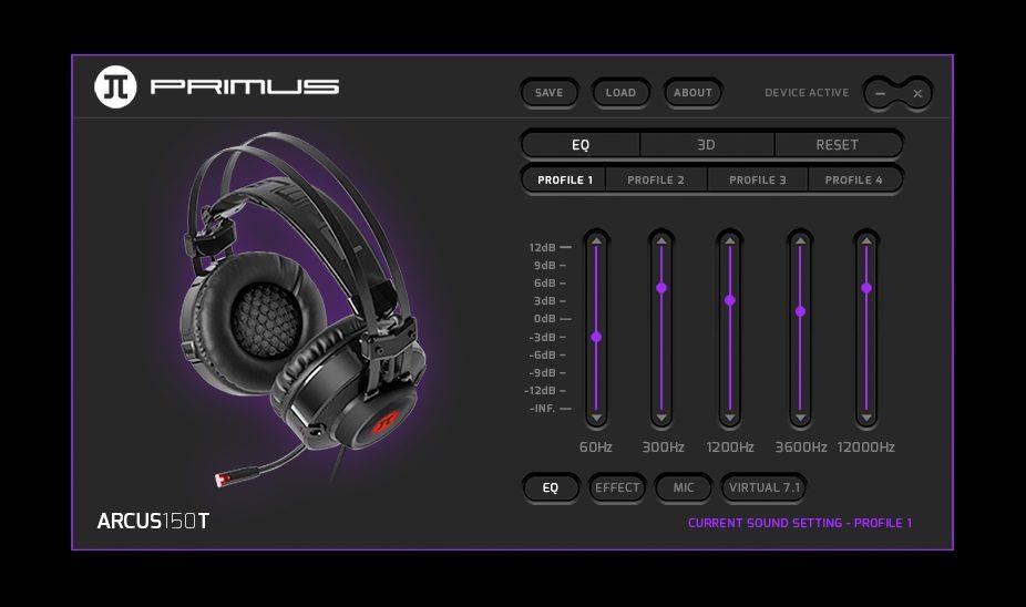 Headset Arcus