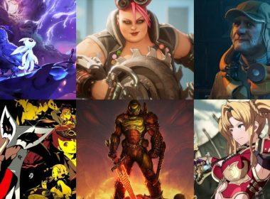 Los mejores videojuegos de marzo