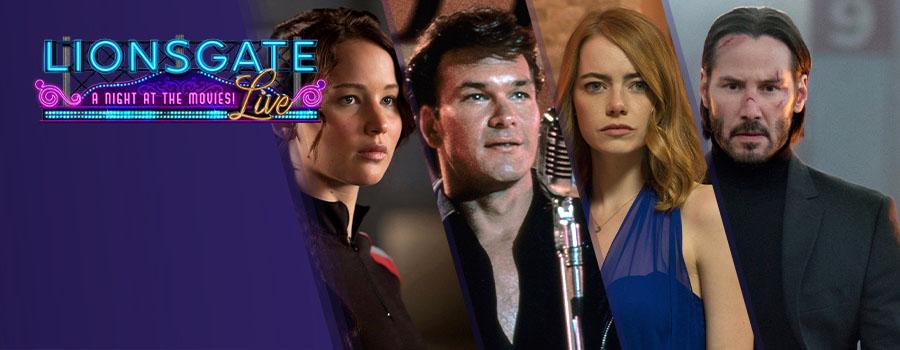 Lionsgate evento en youtube