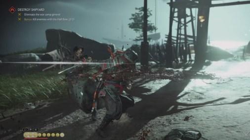 Ghost of tsushima culturageek.com.ar gameplay
