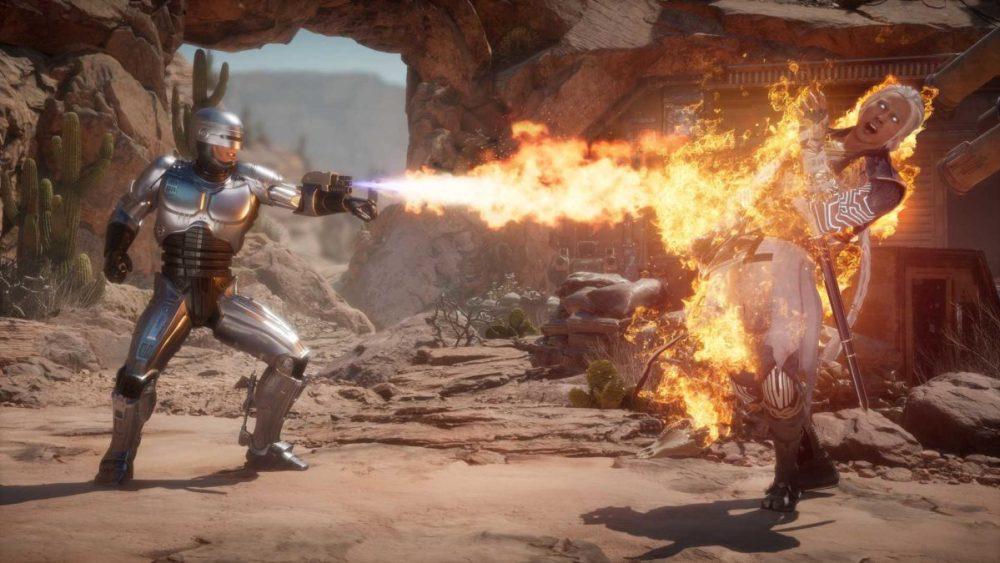 Mortal Kombat Aftermath Review CulturaGeek