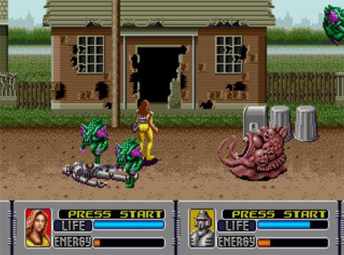 Astro City Mini Arcade