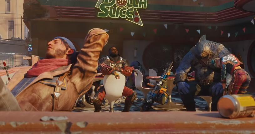 Suicide Squad Kill the Justice