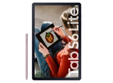 Samsung Galaxy Tab S6 Lite www.culturageek.com.ar