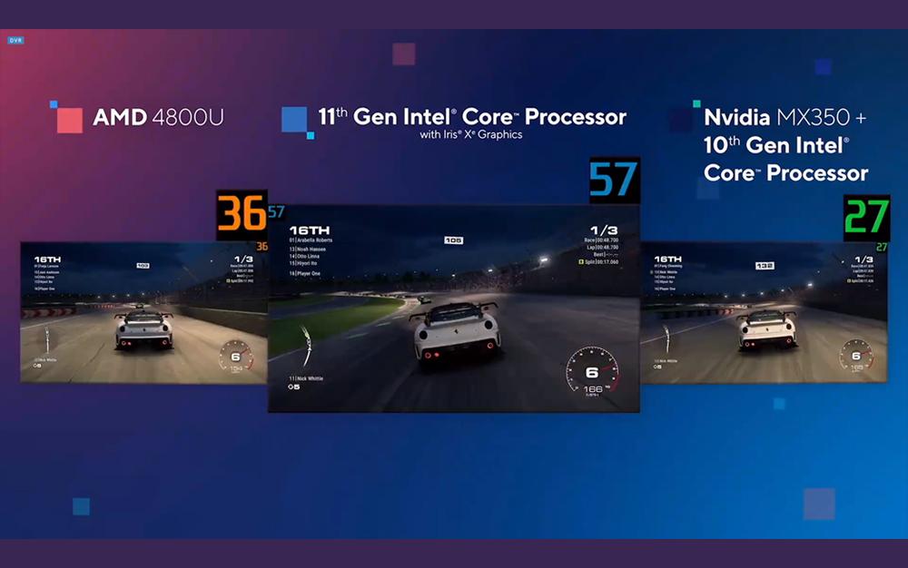Intel 11va generación www.culturageek.com.ar