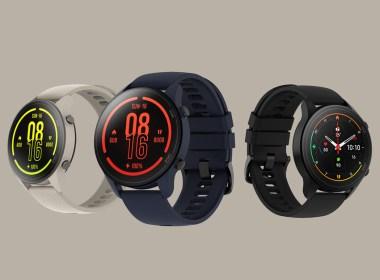 Xiaomi Mi Watch www.culturageek.com.ar