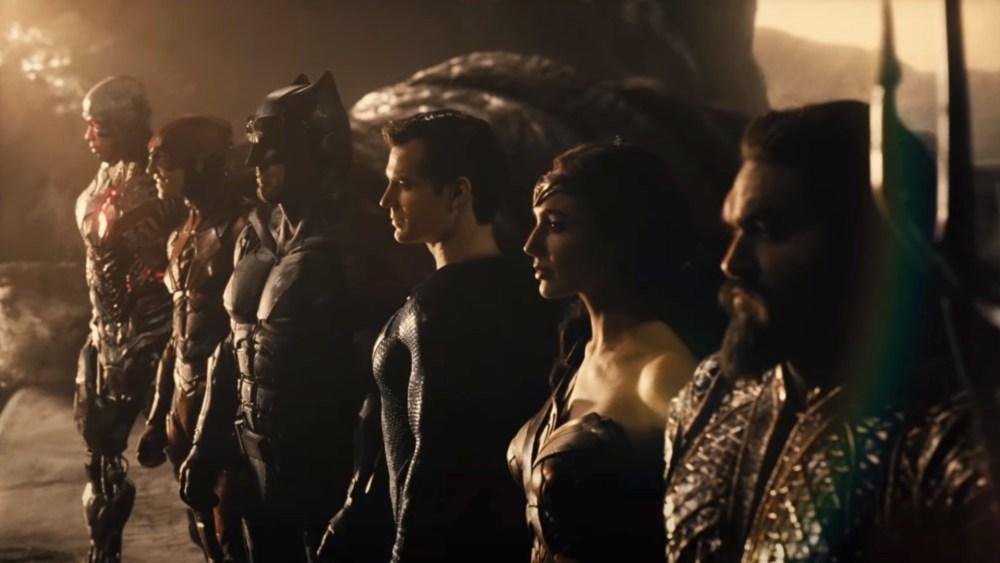 Justice League Snyder
