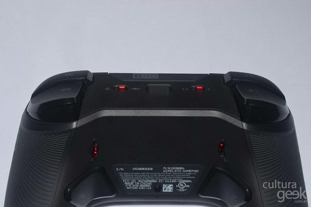 Astro C40 TR posterior parte superior www.culturageek.com.ar