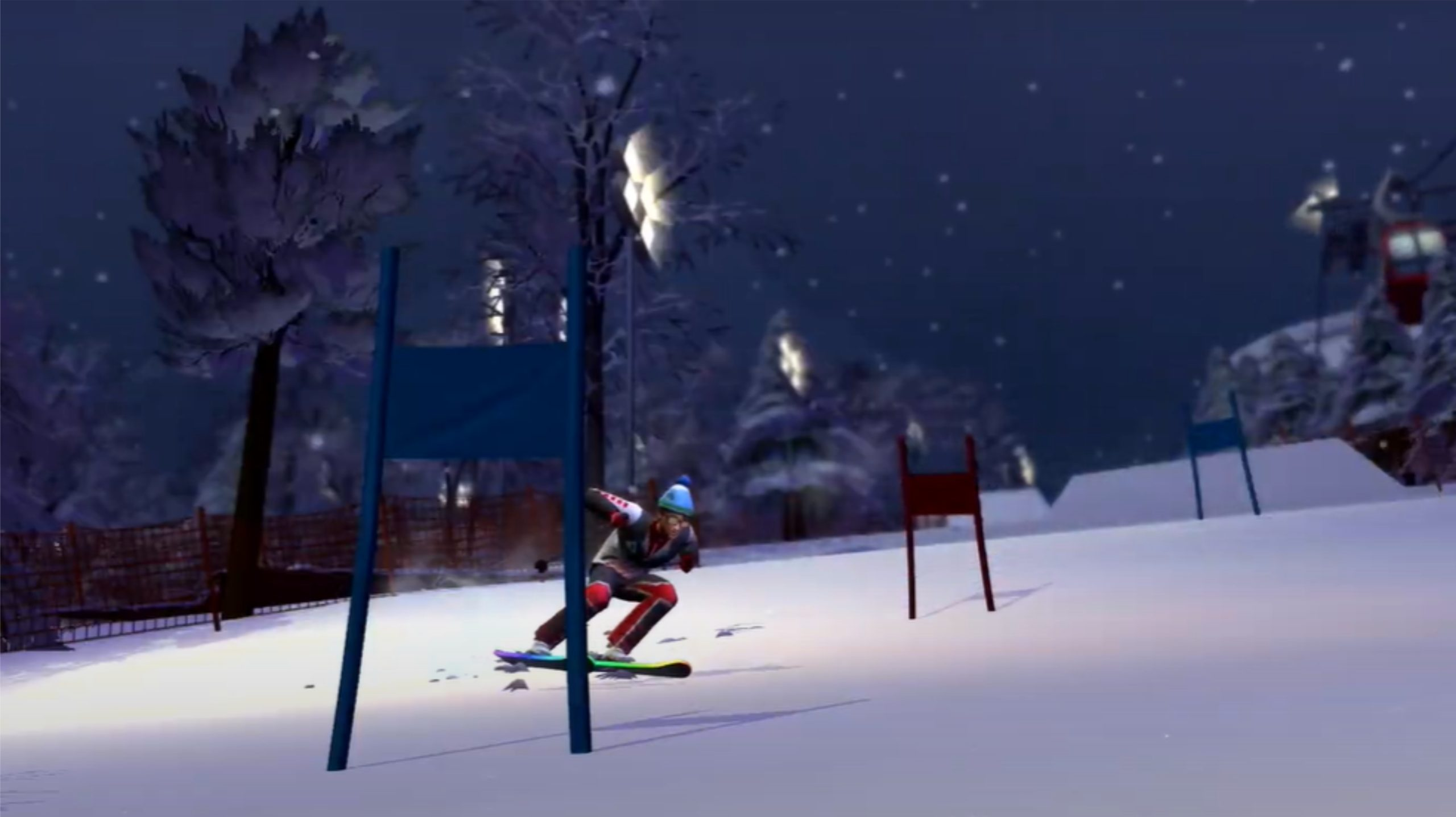 sims 4: escape nevado