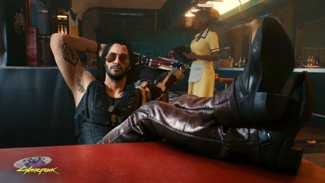Cyberpunk 2077: Johnny Silverhand te echa del juego si intentás abrirlo  antes del 10 de diciembre - Cultura Geek