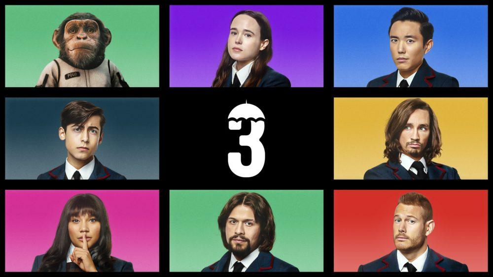 The Umbrella Academy Temporada 3