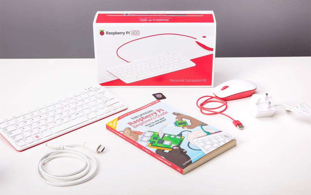 Raspberry Pi 400 www.culturageek.com.ar