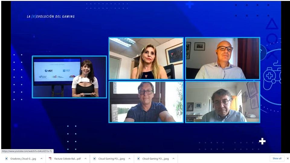 Cloud Gaming Forum