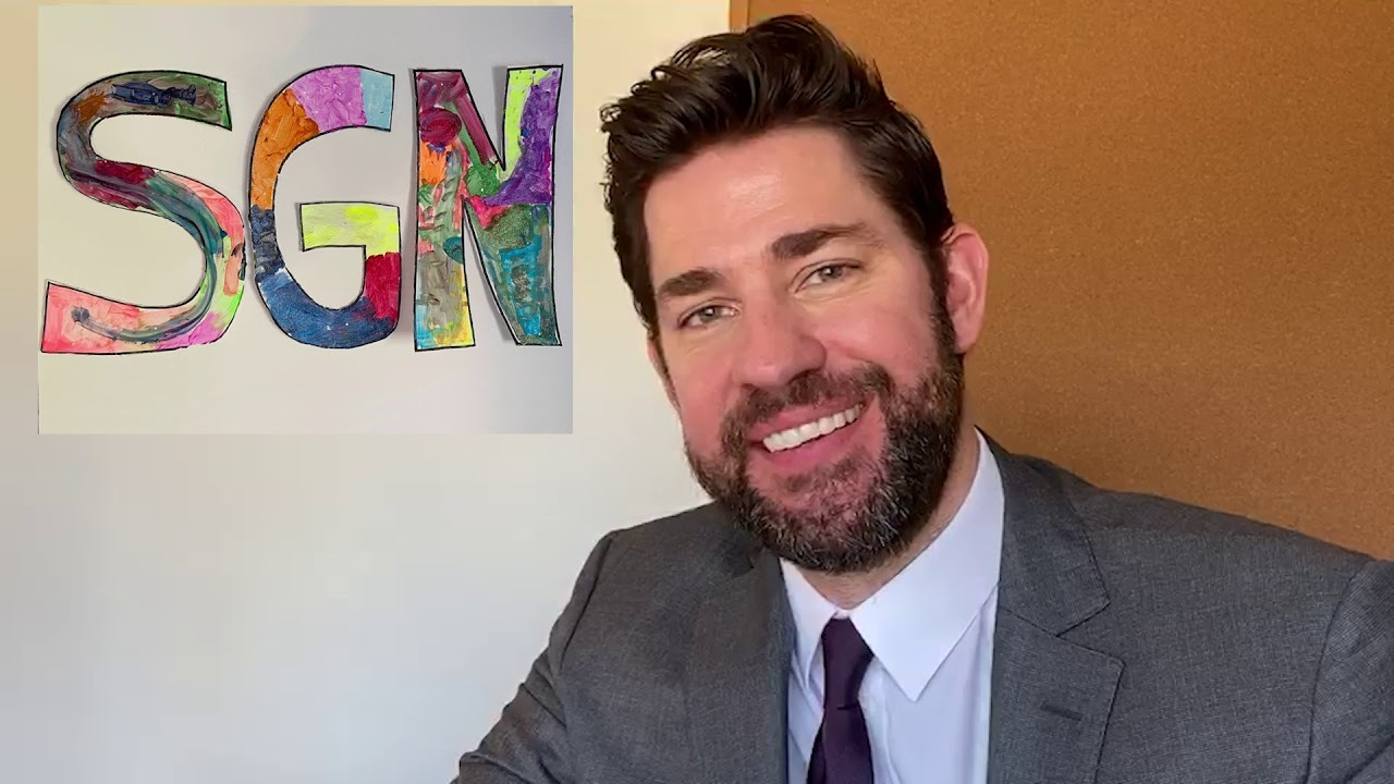 Krasinski Some Good News