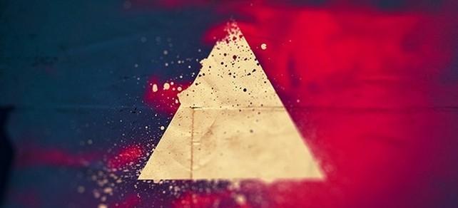 Cuál Es El Significado Del Triángulo Cómo Símbolo Hipster En