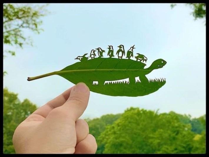 lito leafart hojas miniatura 22