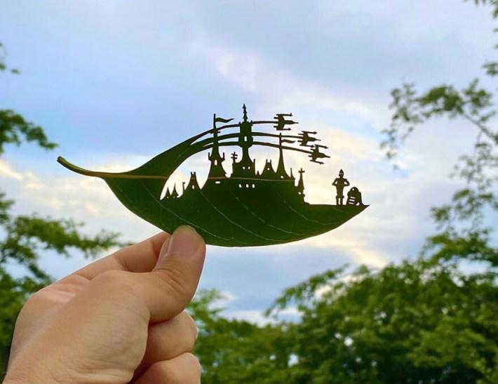lito leafart hojas miniatura 9