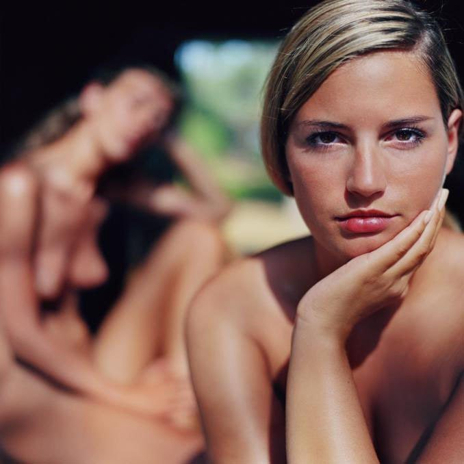 Mona Kuhn fotografrias eroticas sensuales desenfocadas borrosas 22