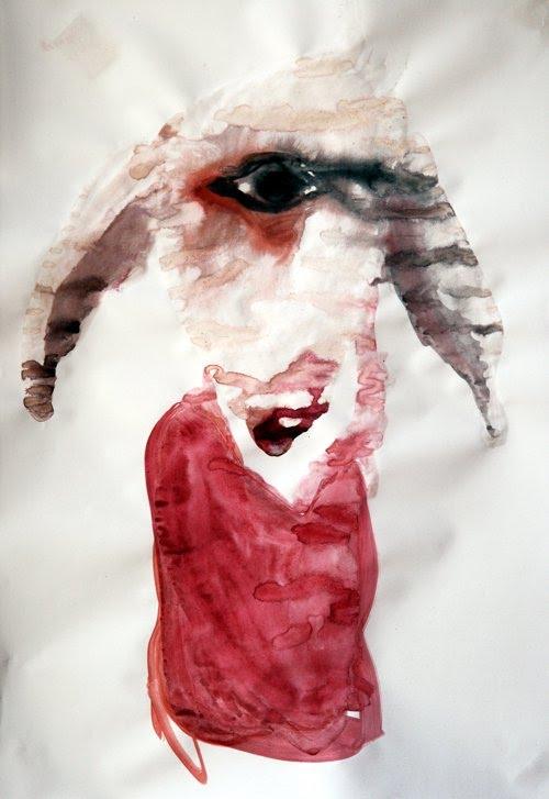 Kati Verebics pintura erotica 4