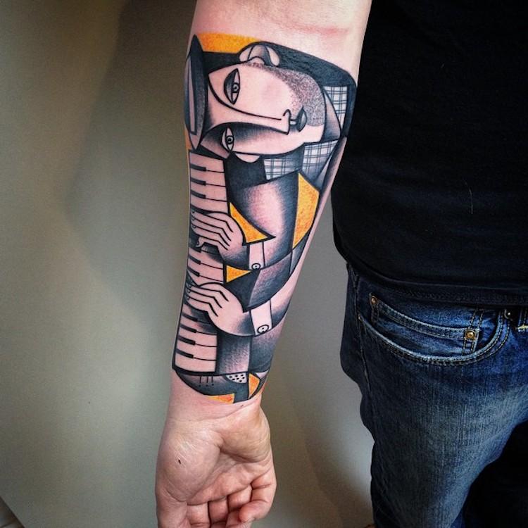 art history tattoos culturainquieta13