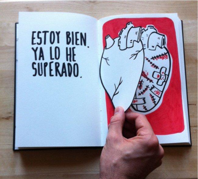 Alfonso Casas ilustraciones provocativas 16