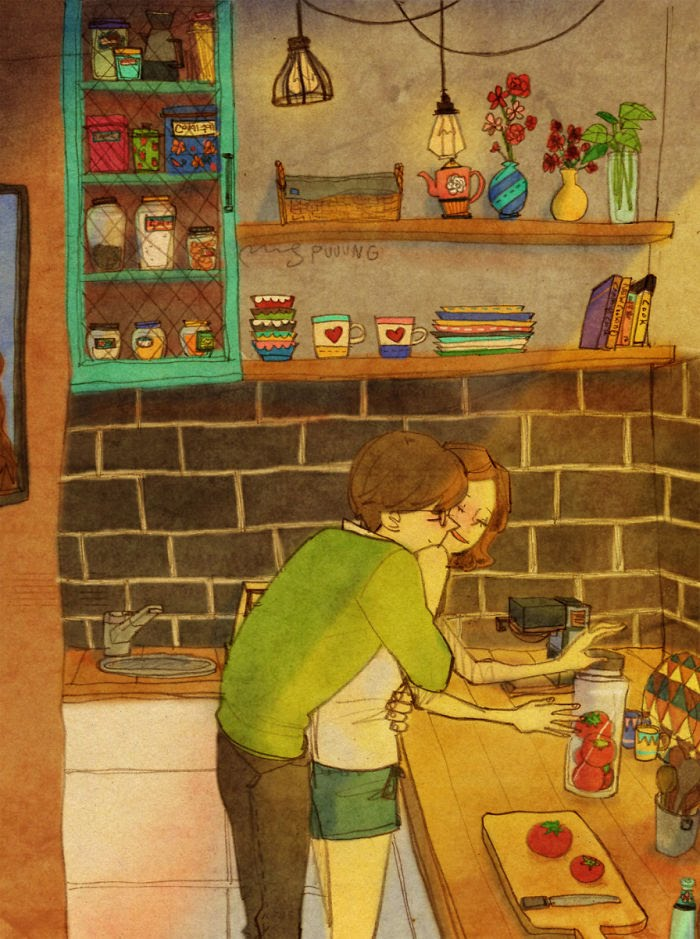 Puuung ilustraciones amor1