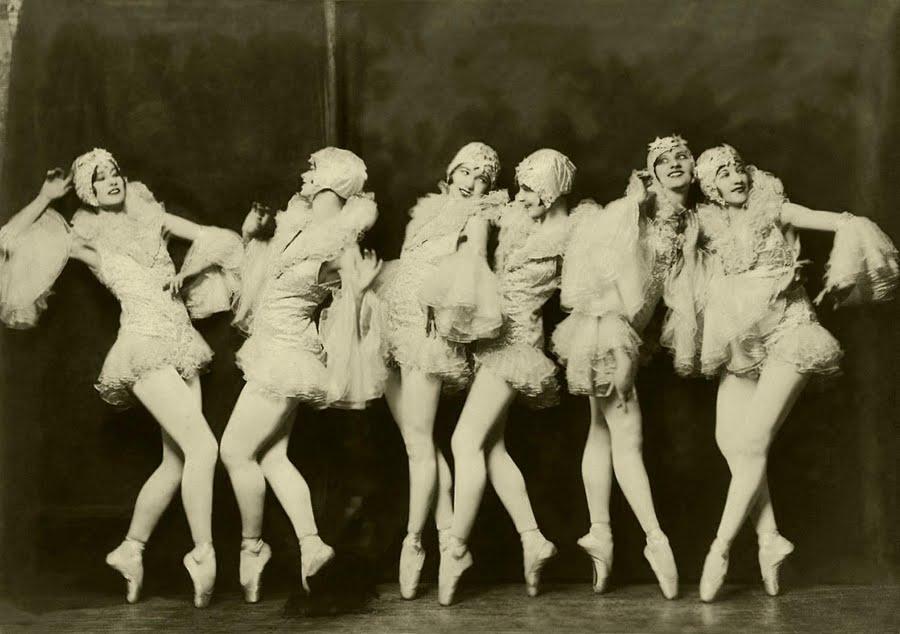 Alfred Cheney Johnston Ziegfeld Follies vintage20
