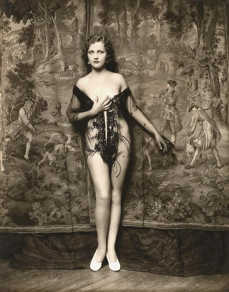 Alfred Cheney Johnston Ziegfeld Follies vintage33