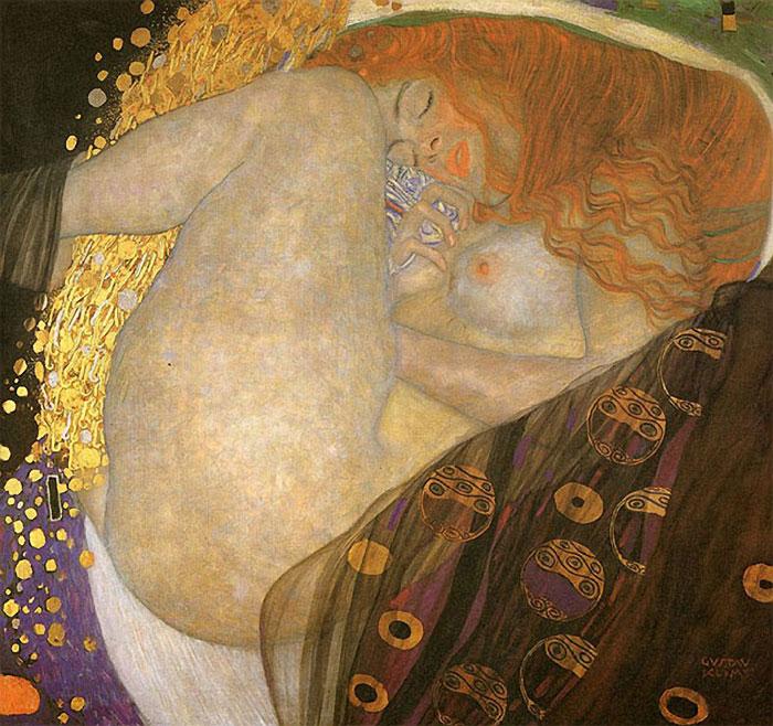 Inge Prader Gustav Klimt LifeBall Vienna3