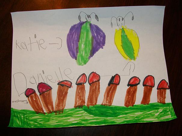 dibujos infantiles divertidos inapropiados 13