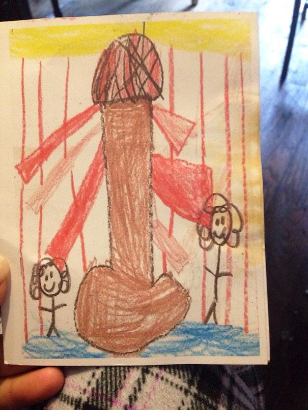 dibujos infantiles divertidos inapropiados 6
