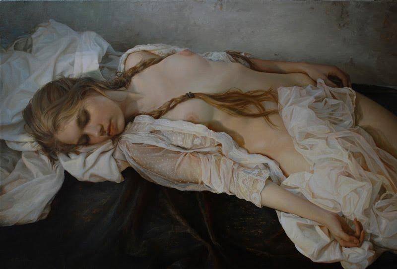 Serge Marshennikov sensual provocative art 14