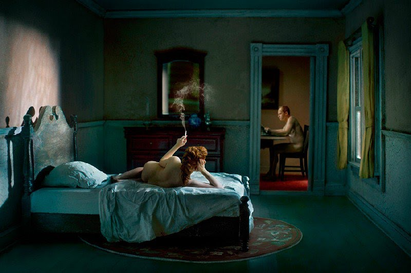 HOPPER MEDITATIONS POR RICHARD TUSCHMAN