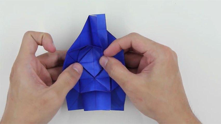 Origami Darth Vader Tadashi Mori6