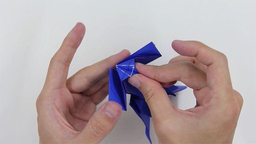 Origami Darth Vader Tadashi Mori7